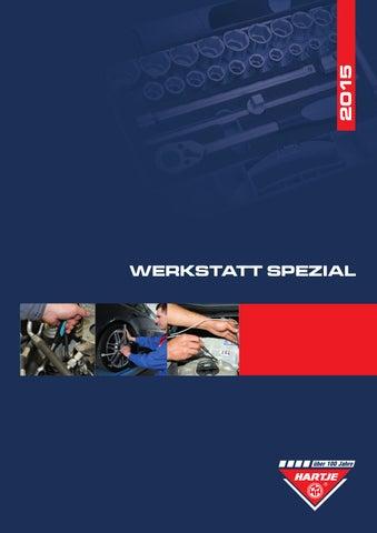 HARTJE Werkstatt Spezial 2015 by Hermann Hartje KG - issuu