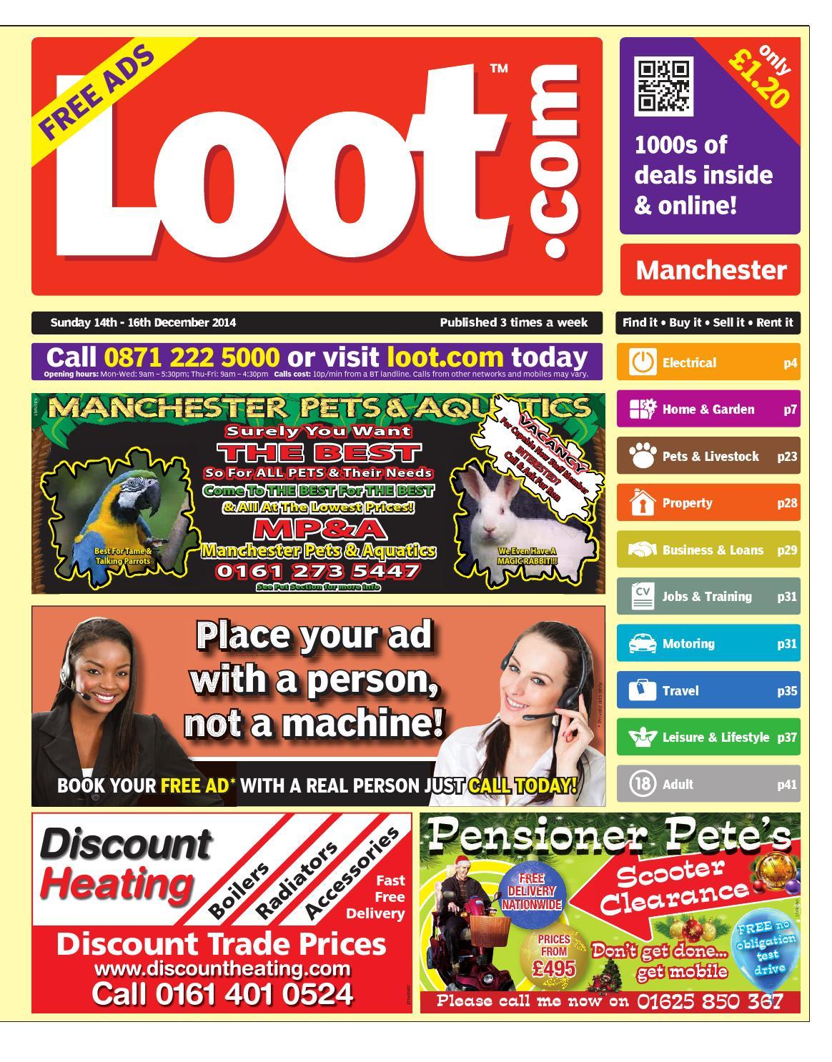 483881cc87b Loot Manchester