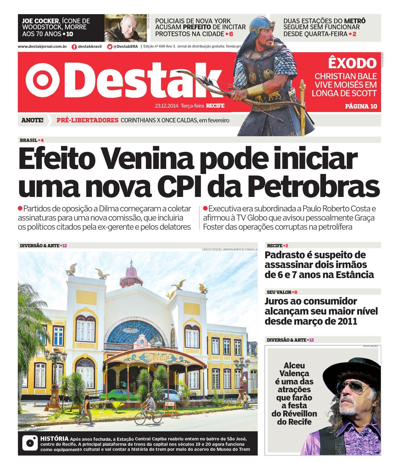 e999985f6ea1f Recife - 611 by Destak Jornal - issuu
