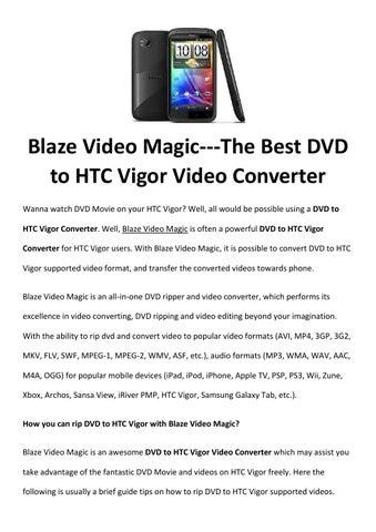 blazevideomagic