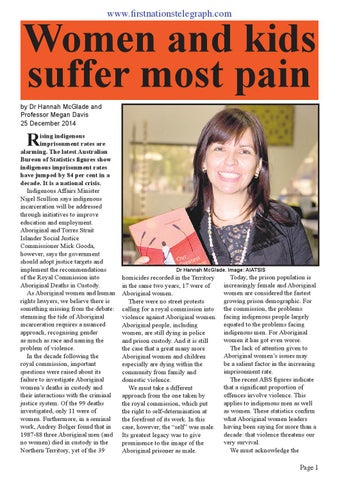 Women And Kids Suffer Most Pain By Stephen Hagan Issuu
