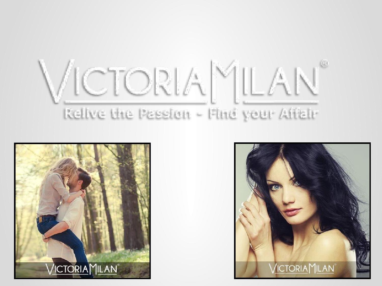 Victoria milan dating site
