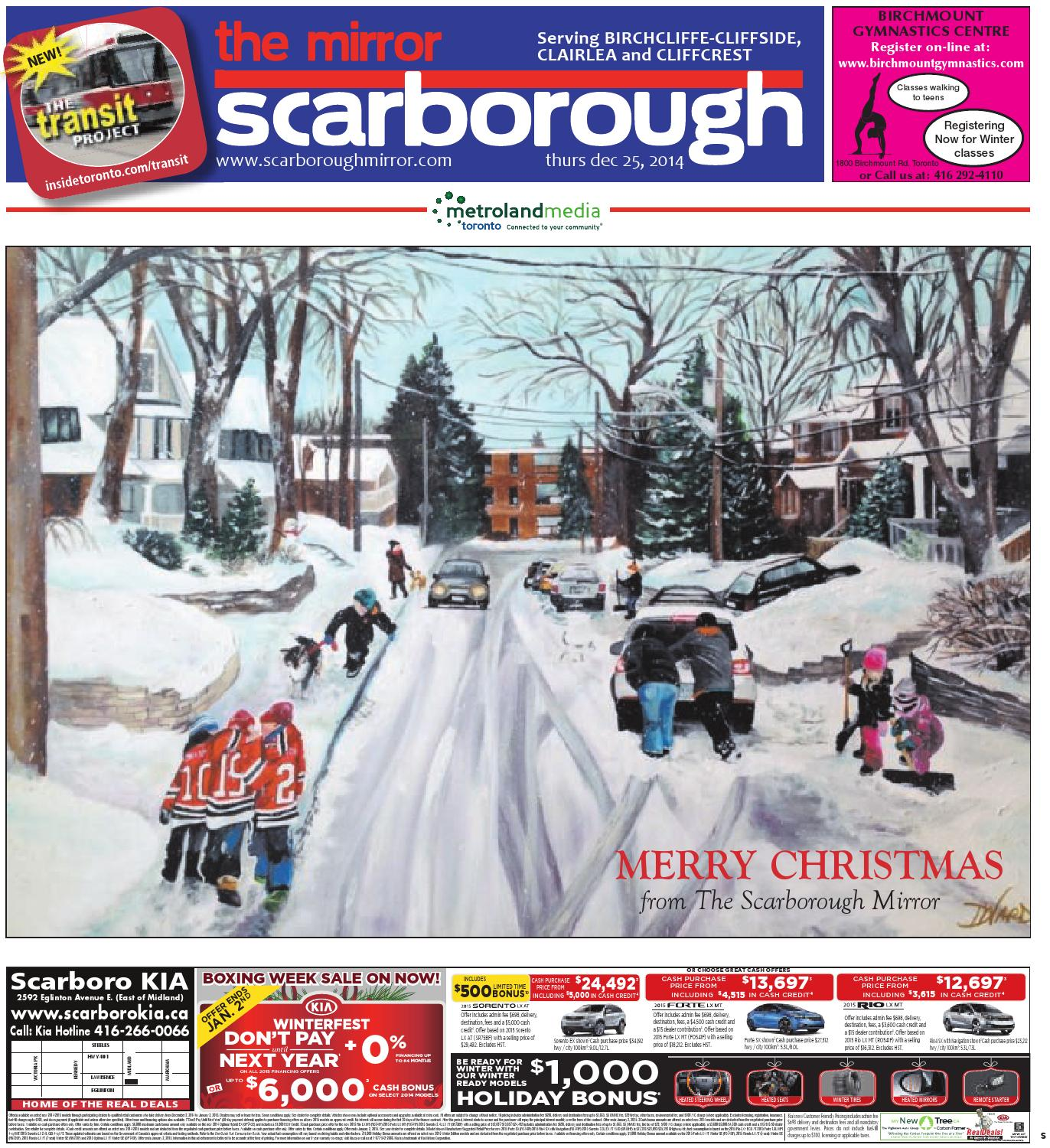December 25 South by The Scarborough Mirror - issuu