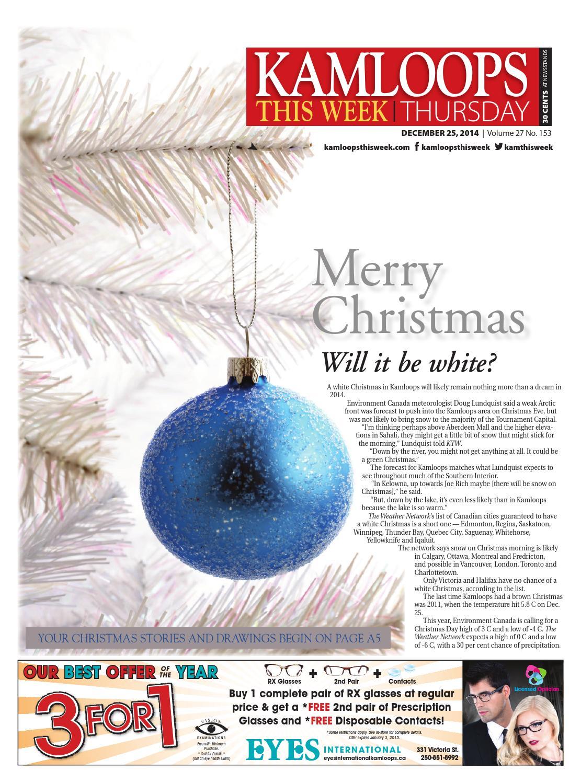 Kamloops This Week, December 25, 2014 by Black Press - issuu