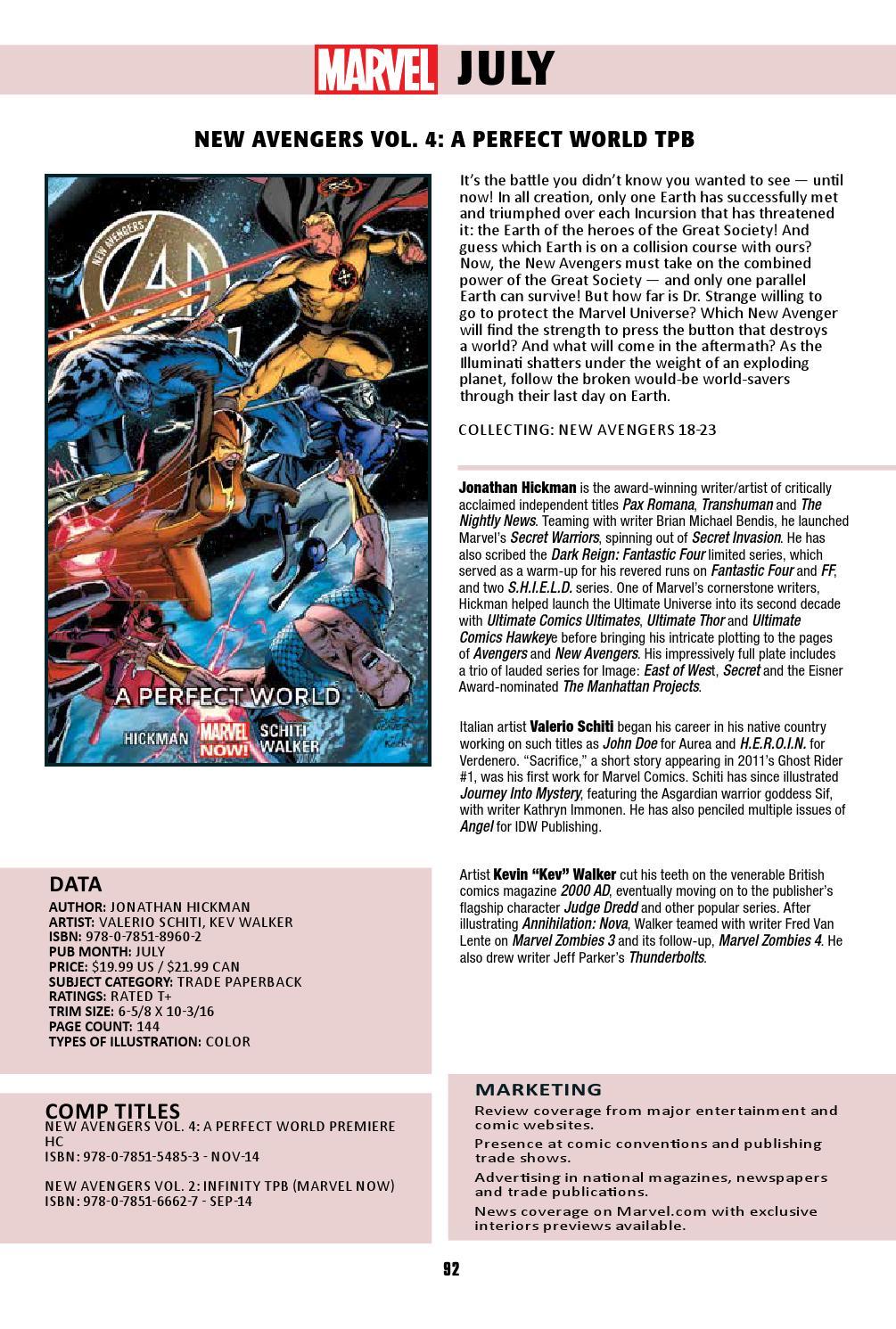 Marvel Hachette by Rich Johnston - issuu