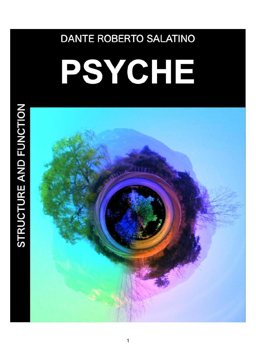 PSYCHE Structure and Function by Dante Salatino issuu
