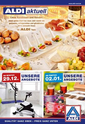 Aldi Prospekt Angebote Ab 29122014 By Onlineprospekt Issuu