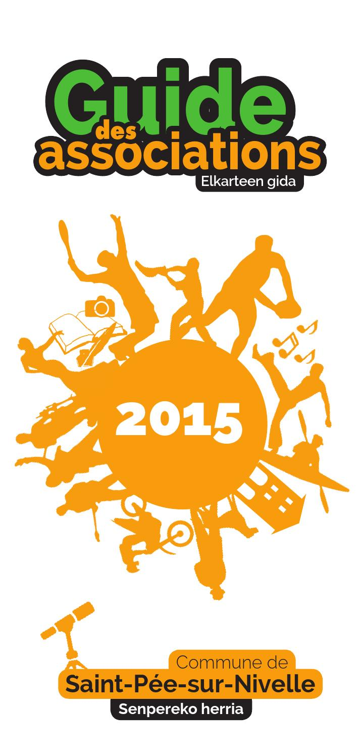 Fait Divers Saint Pee Sur Nivelle guide association 2015senpereko herriko etxea - issuu