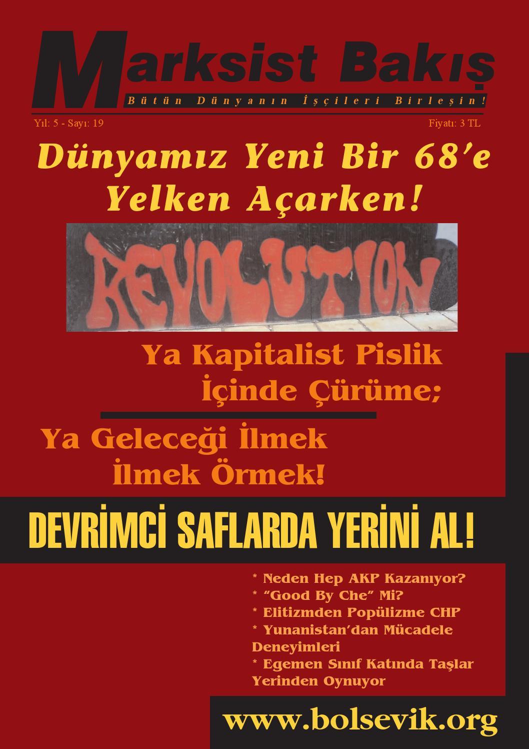 Marksist Bakis 19 Sayi By Marksist Bakis Issuu