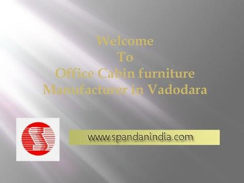 Office Cabin Furniture Design Services Vadodara By Turnkey Furniture