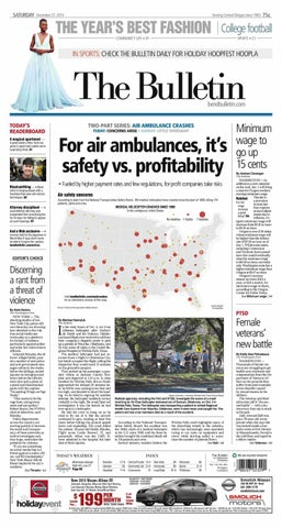 c43207f3bc2 Bulletin Daily Paper 12-27-14 by Western Communications