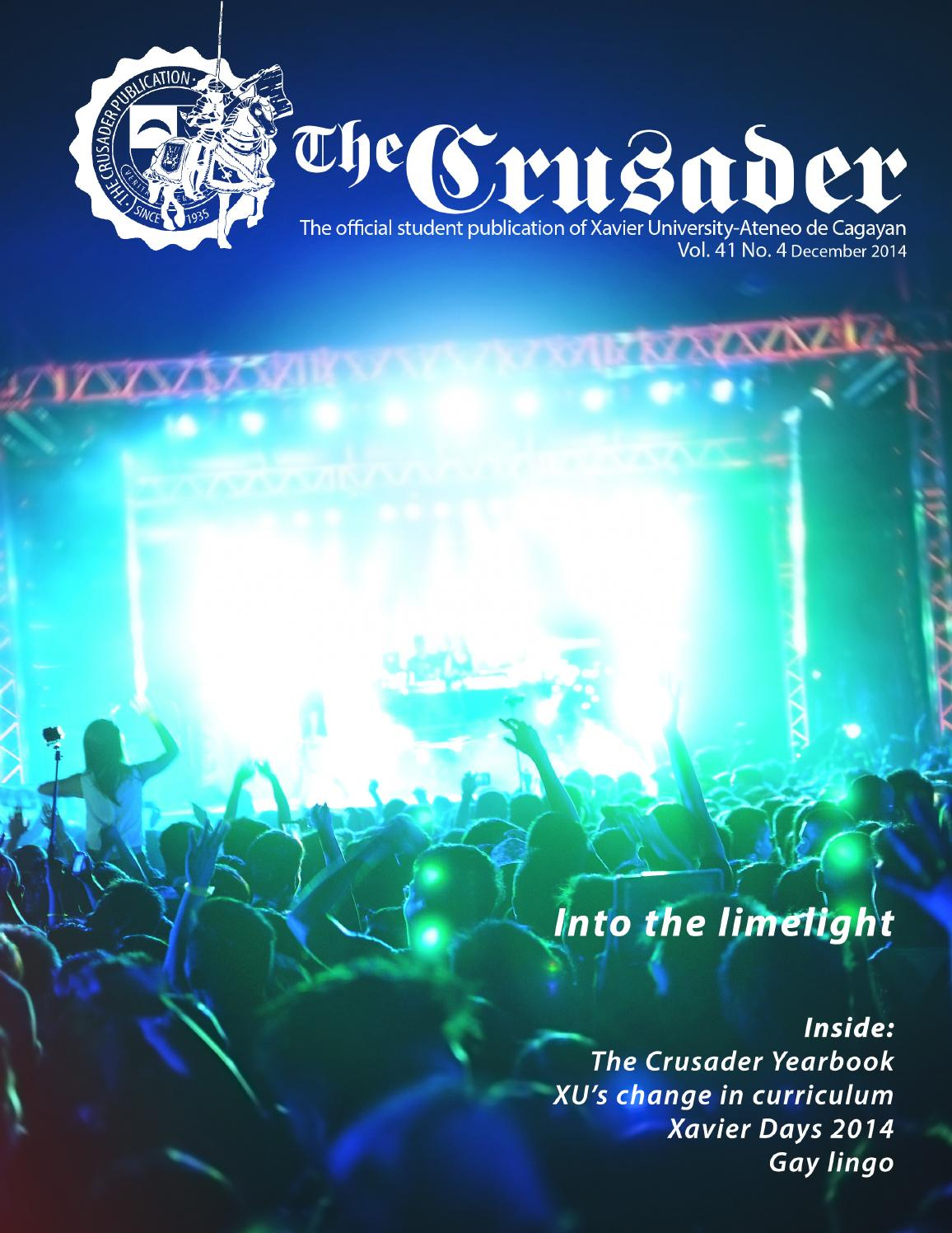 The Crusader Publication Super Magazine 2014 by The Crusader