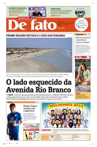 8ae5281cf Jornal de Fato by Jornal de Fato - issuu