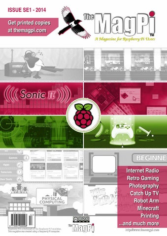The MagPi Special Edition 1 by The MagPi - issuu