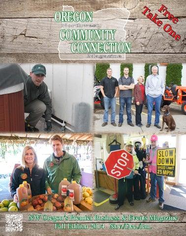 Oregon Northwest Community Connection Magazine By