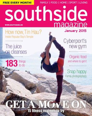 Southside Magazine January 2015 by Hong Kong Living Ltd - issuu 6cd94d68dd55e