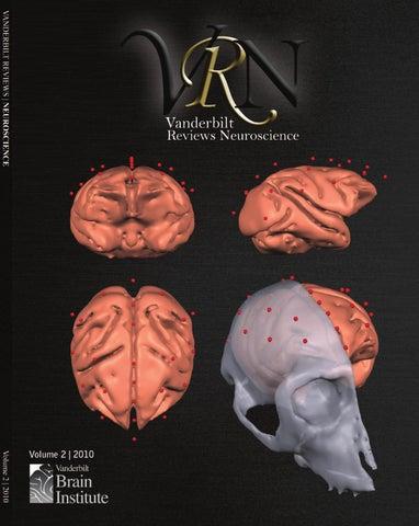Vanderbilt Reviews Neuroscience 2010 By Chris Ciarleglio