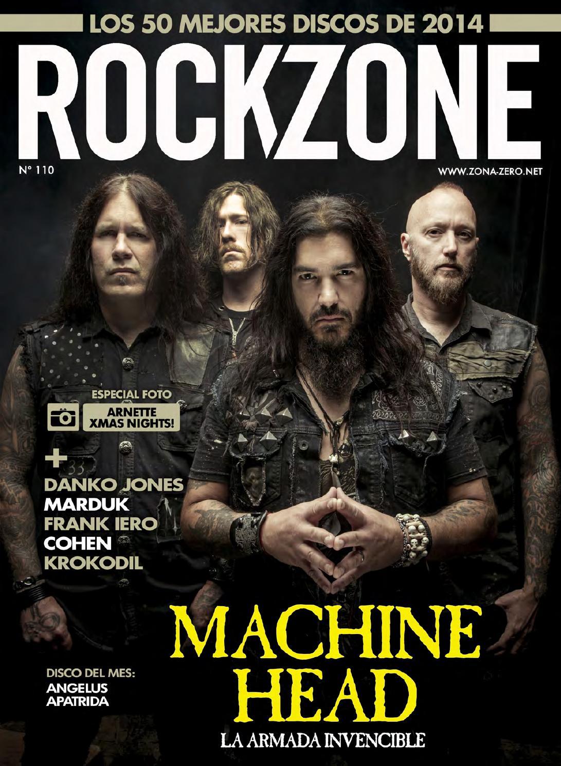 RockZone 110 - 01 2015 by ROCKZONE - issuu 0f02f335ff6