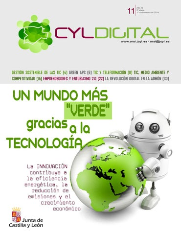 Revista Cyl Digital Número 11 By Cyl Digital Issuu