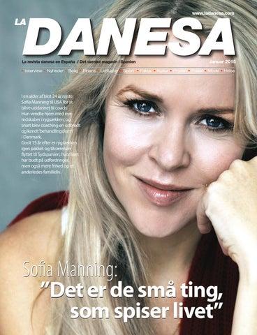 1b5796ecd527 La Danesa januar 2015 by Norrbom Marketing - issuu