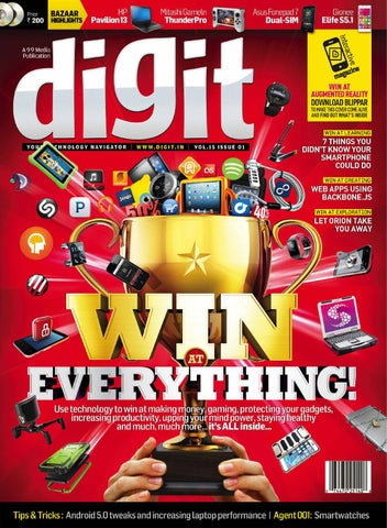Digit January 2015 by 9 9 Media - issuu