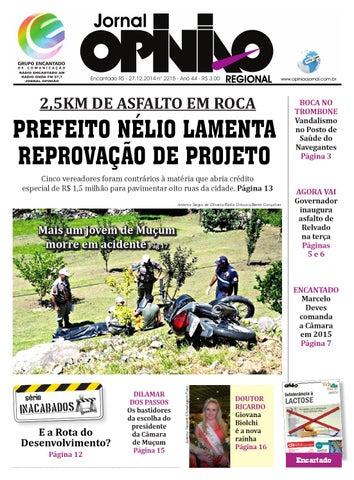 Jornal Opinião 27 de dezembro de 2014 by Diogo Fedrizzi - issuu 74e9abf84517e