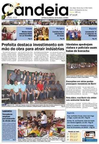 b1e9fd88d737a Jornal candeia 27 12 2014 by Jornal Candeia - issuu