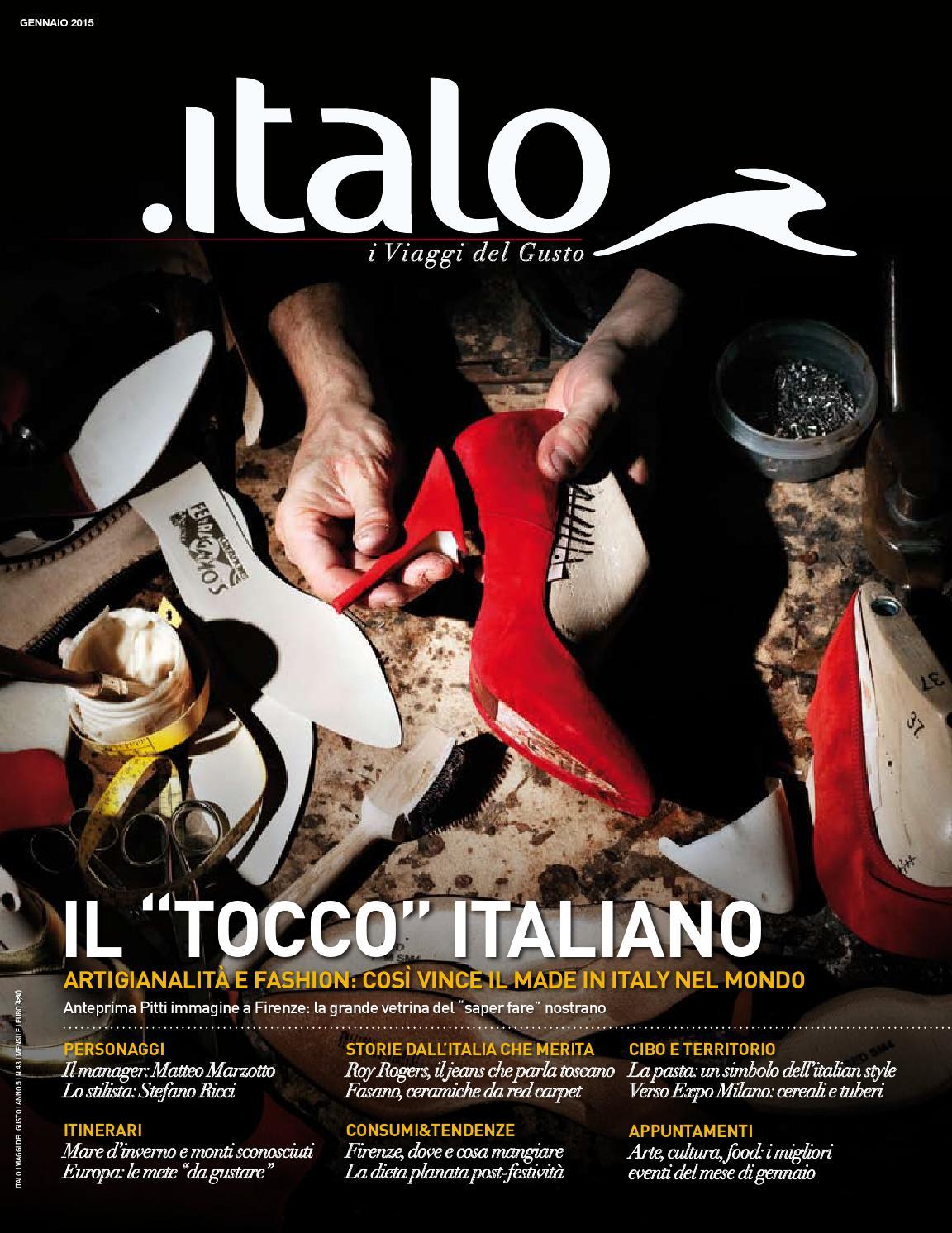 f53de709ce8d4 Italo magazine Gennaio 2015 by vdgmagazine - issuu