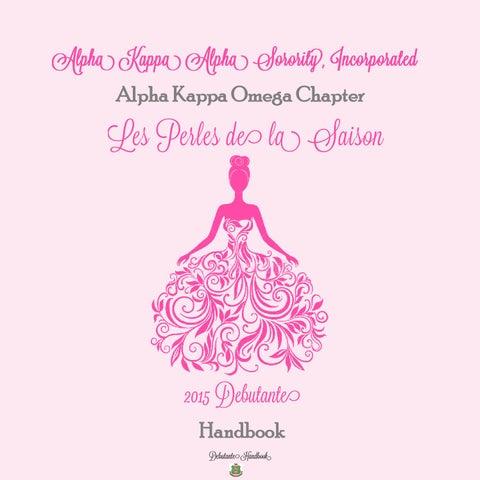 2015 Debutante Handbook by Staci Taylor issuu