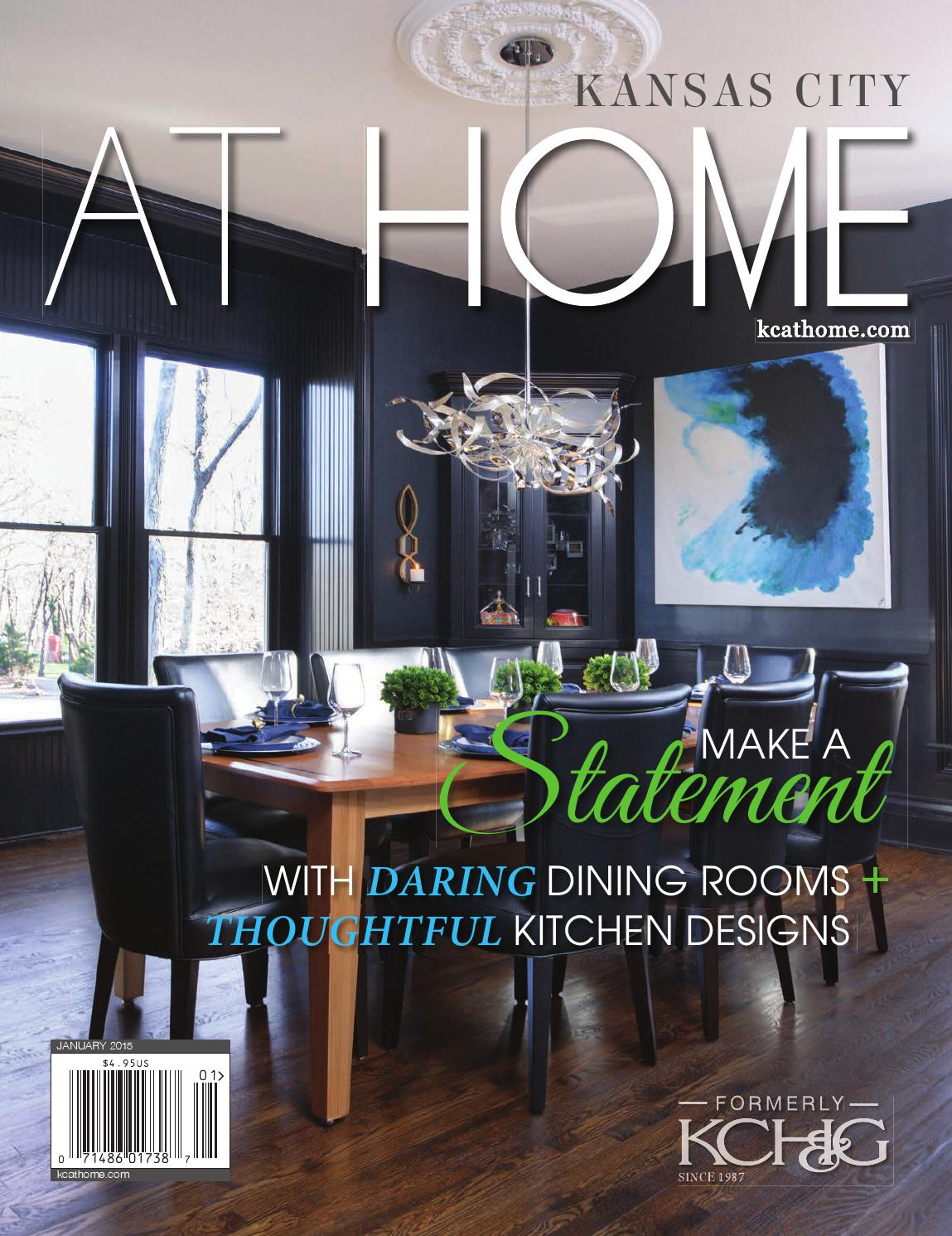 KC At Home January 2015 By Family Media Group