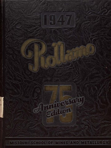 The Rollamo 1947 By Curtis Laws Wilson Library Issuu