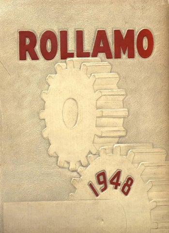 The Rollamo 1948 By Curtis Laws Wilson Library Issuu
