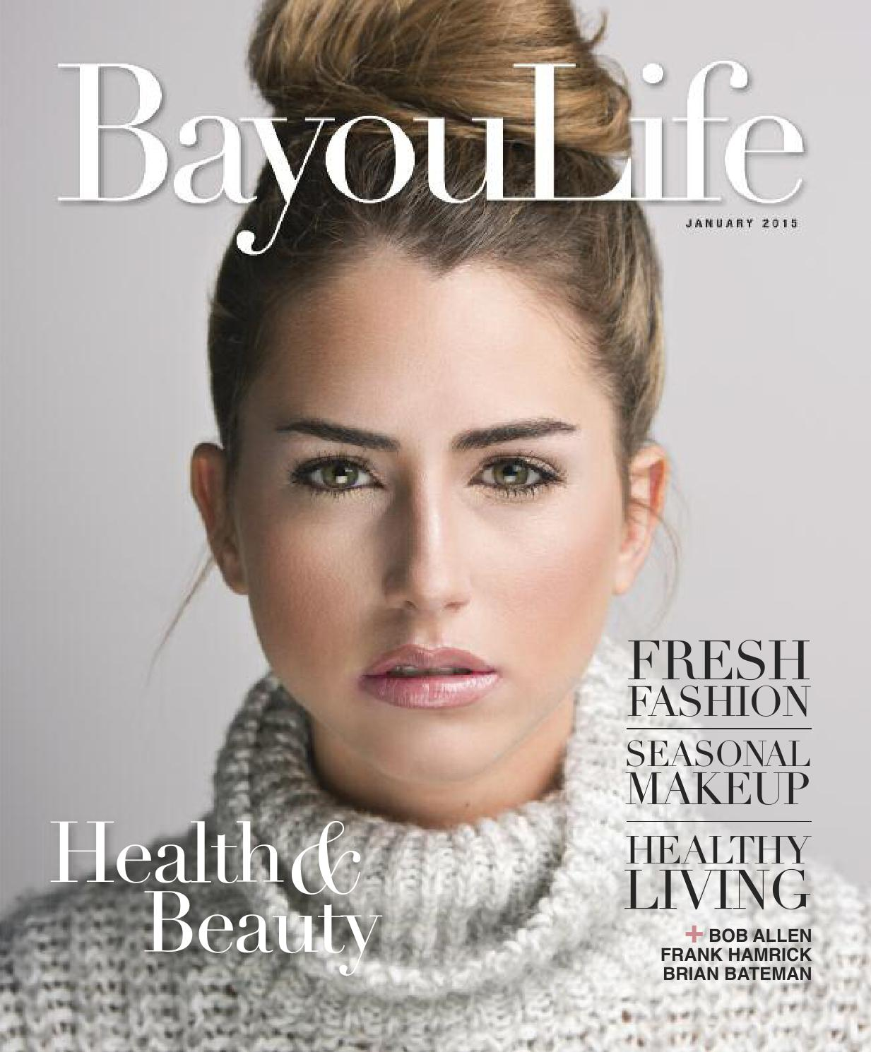 Bayoulife Magazine January 2016 By Issuu City Color Chic Lip Liner Marsala 2015