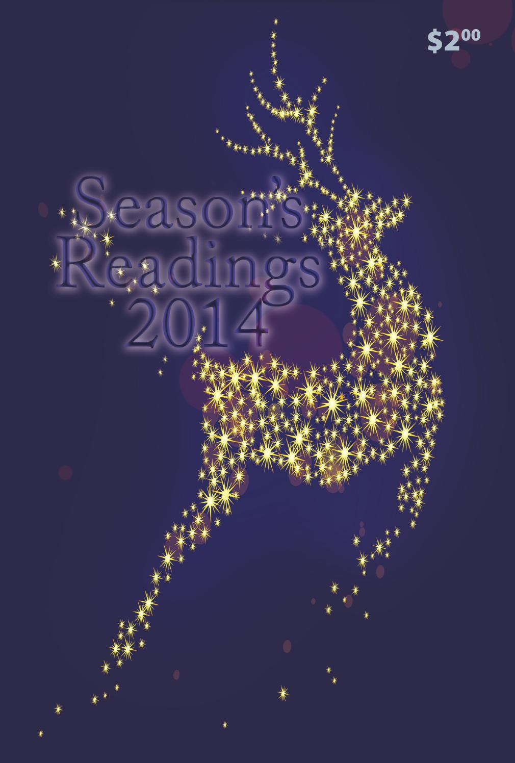Season's Readings - 2014 by Durham County Library - issuu