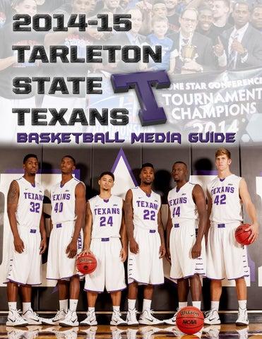 6c32067ba 2014-15 Tarleton State Men s Basketball Media Guide by Tarleton ...