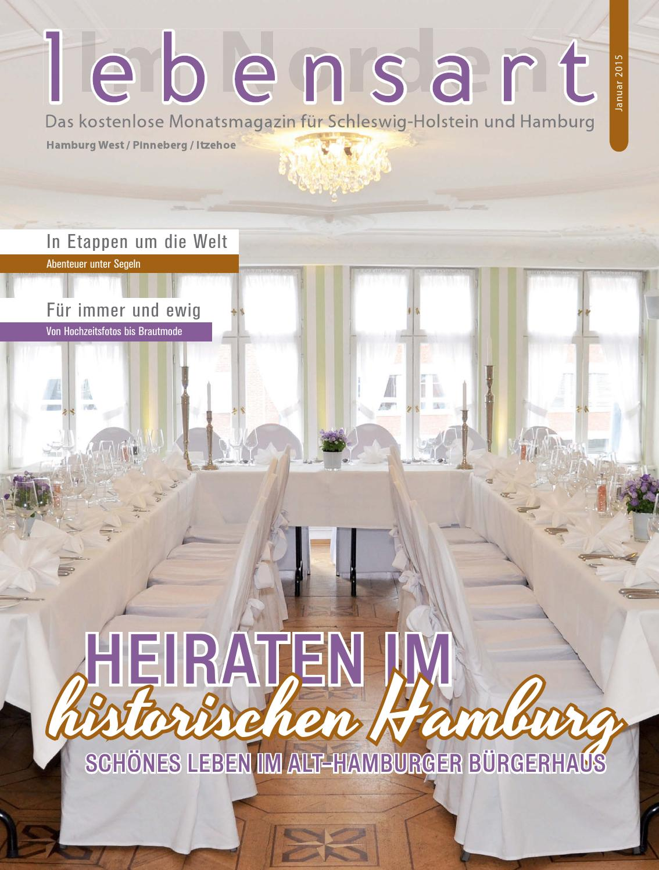 Lebensart im Norden, Hamburg West, Januar 2015 by Verlagskontor ...