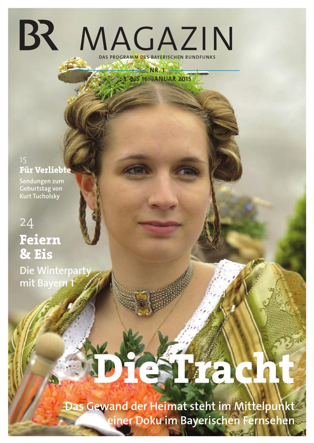 Br Magazin Nr 1 Vom 01 01 2015 By Bayerischer Rundfunk Issuu