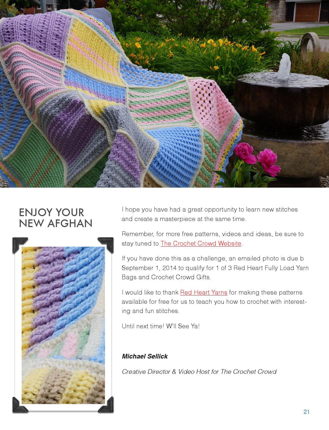 Stitch-cation Crochet Workbook