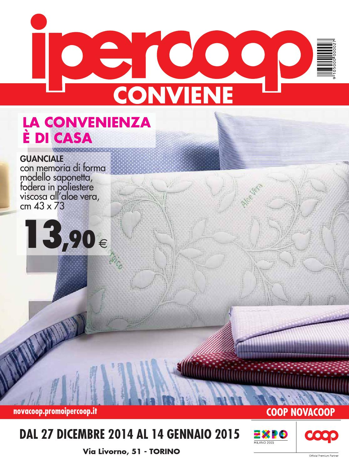 Materasso Memory Offerta Coop.Ipercoop Piemonte By E Offerte Com Issuu