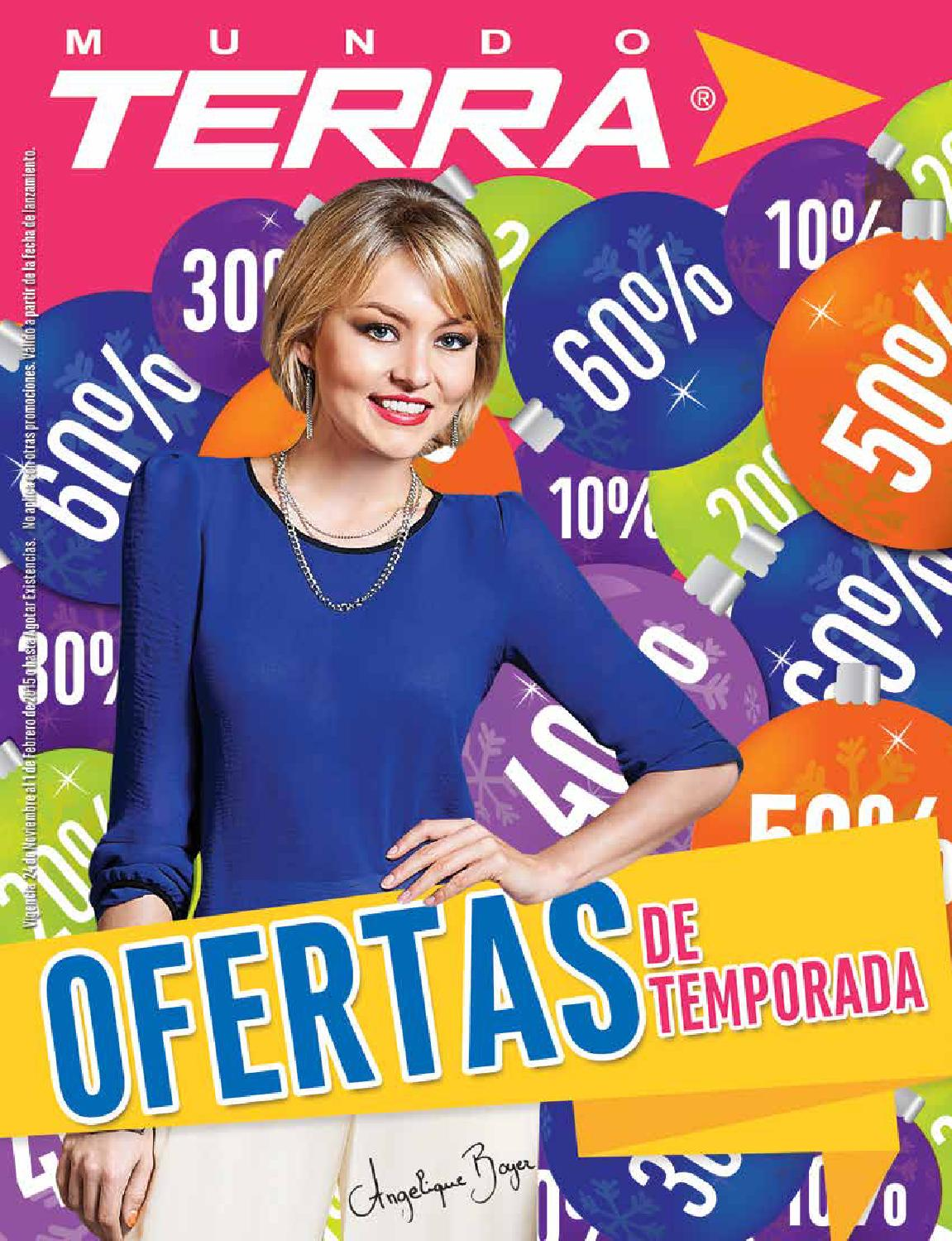 03e3edba Mundo Terra Ofertas by Kabah Cortes - issuu