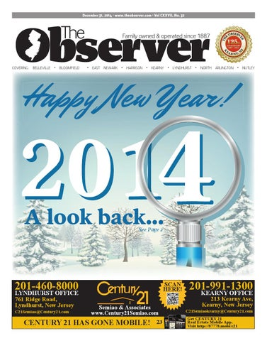 Dec Edition Of The Observer By Kevin Canessa Jr Issuu - Excel invoice template for mac rocco's online store