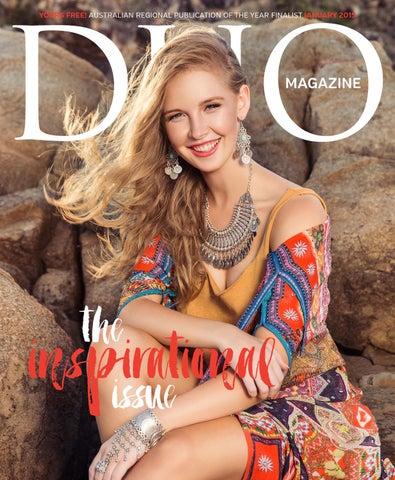 de3dd2439ee DUO Magazine January 2015 by DUO Magazine - issuu