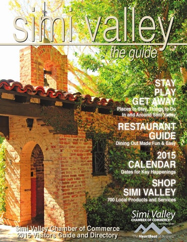 Simi valley chamber of commerce the guide 2015 by svcc2468 issuu simi valley the guide solutioingenieria Image collections