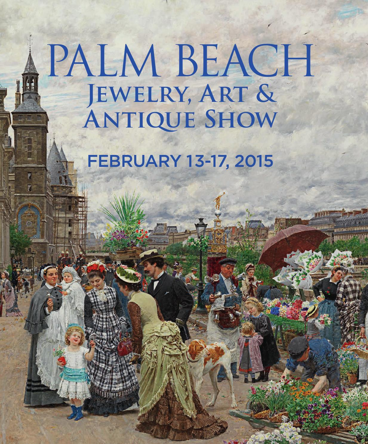 Palm Beach Jewelry Art Antique Show 2018 By Group Issuu