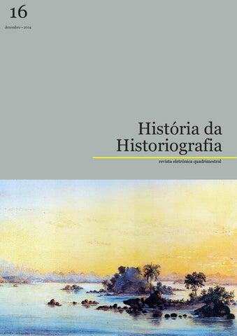 9ea835169b9 História da Historiografia