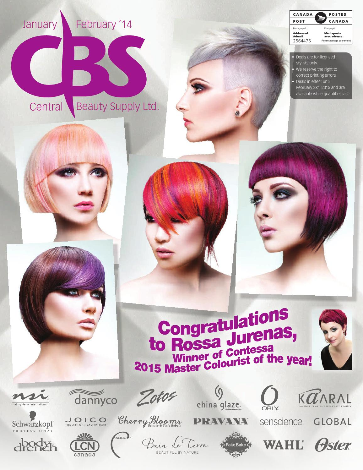 Cbsdealsheet2015jf By Central Beauty Supply Issuu