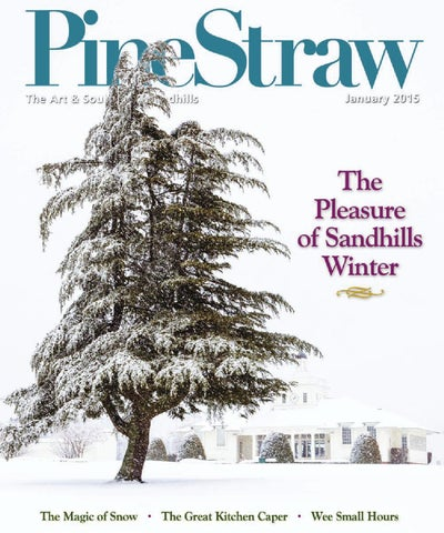 9ea936975c259c January PineStraw 2015 by PineStraw Magazine - issuu