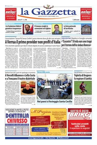 la Gazzetta 03 dicembre 2014 by La Gazzetta - issuu 1fad9cb7589
