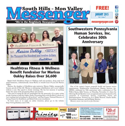 South hills mon valley messenger january 2015 by south hills mon page 1 fandeluxe Choice Image