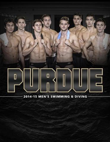 2015 Purdue Men 39 S Swim Dive Media Guide By Ben Turner Issuu